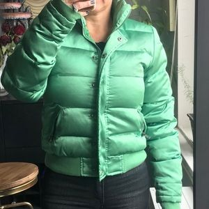 Puffy Jacket Juicy Couture